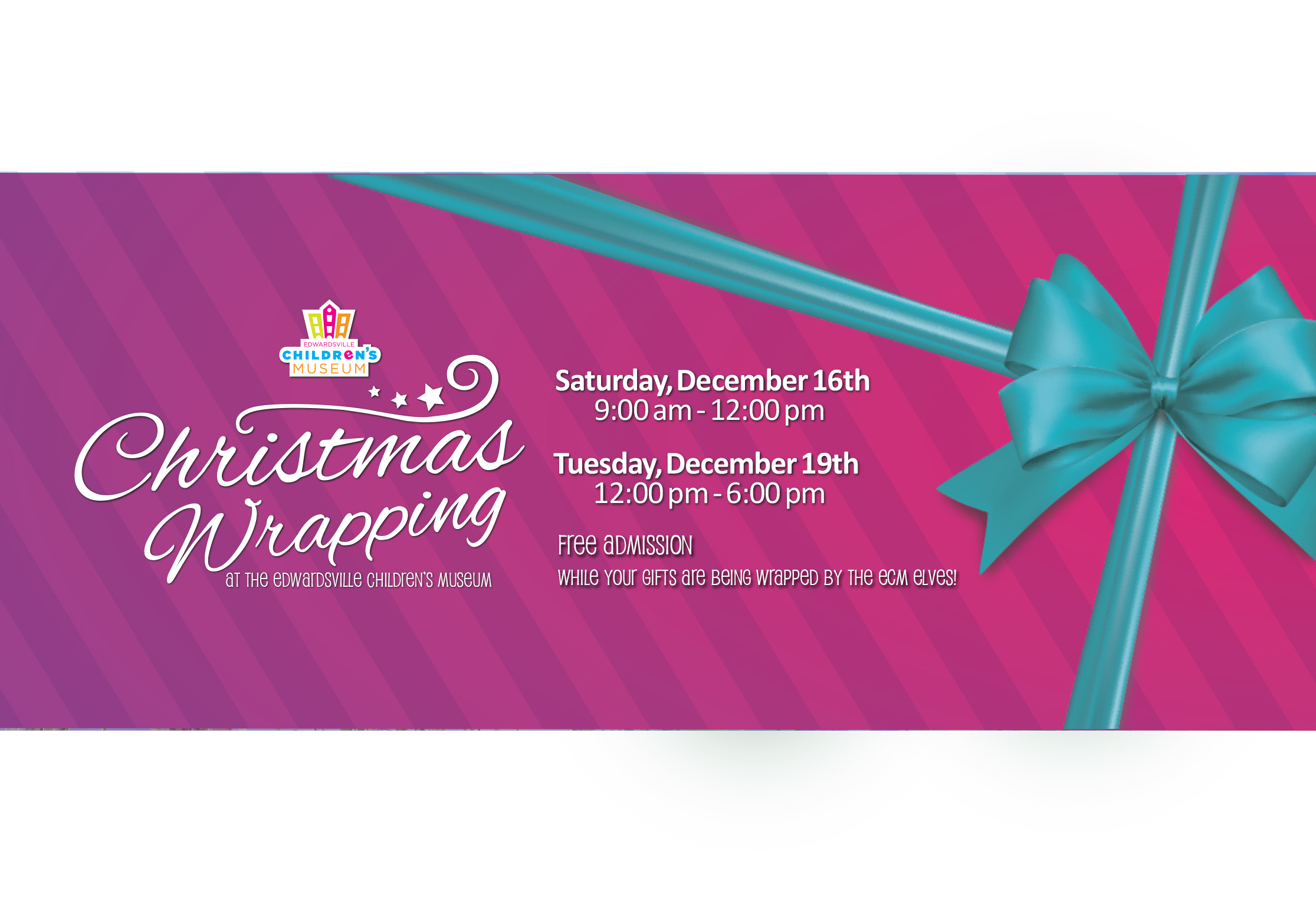 Christmas Wrapping Event 2017