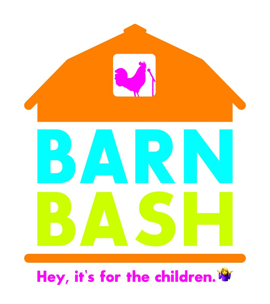 ECM Barn Bash Logo