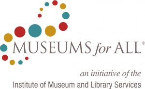 Museums for All Logo-with tagline_CMYK_copyright